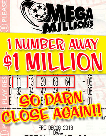 Another Mega Millions Winner in 2013