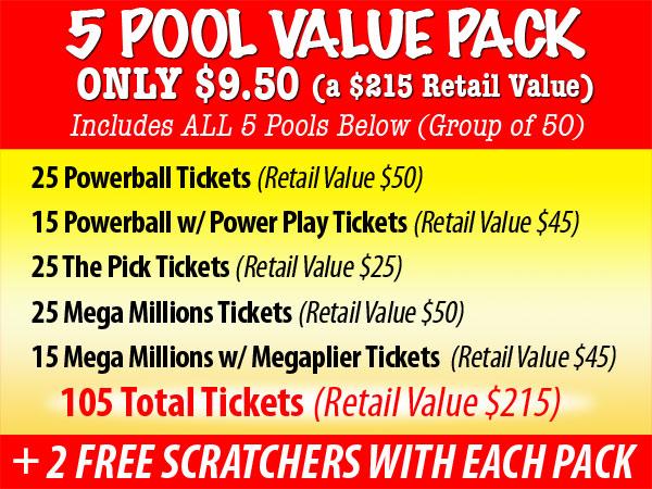 Arizona's Premier Lottery Pooling Club | PowerPick Players